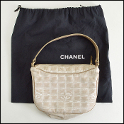Chanel Nylon Travel Line Bag
