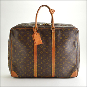 Louis Vuitton LV Monogram Canvas Sirius 50cm Suitcase