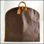 Louis Vuitton LV Monogram Porte Housse Garment Bag