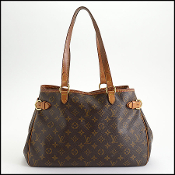 Louis Vuitton 2008 LV Monogram Batignolles Tote Bag