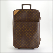 Louis Vuitton LV Monogram Pegase 60 Suitcase