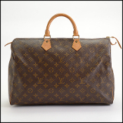 Louis Vuitton LV Monogram Speedy 40 Bag