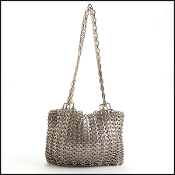 Paco Rabanne Vintage Chain Mail Iconic 1969 Bag