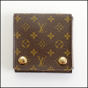 Louis Vuitton LV Monogram Jewelry/Ring Case