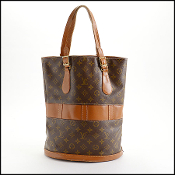 Louis Vuitton LV Monogram French Co. Bucket GM w/Pouch