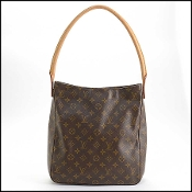 Louis Vuitton LV Monogram Looping GM Shoulder Bag