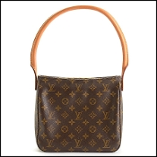 Louis Vuitton LV Monogram Looping MM Bag