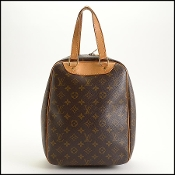 Louis Vuitton LV Monogram Excursion Boston Bag