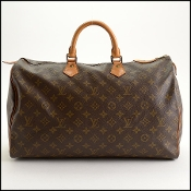 Louis Vuitton LV Monogram Speedy 40 Handbag