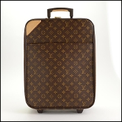 Louis Vuitton LV Monogram Pegase 45 Suitcase