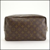 Louis Vuitton LV Monogram Vintage Trousse Toiletry Bag