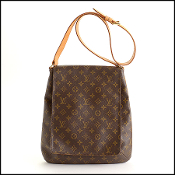 Louis Vuitton LV Monogram Musette Salsa GM Crossbody Bag